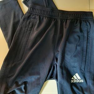 Adidas blue running pants